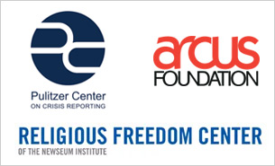 The Religious Freedom Center of the Freedom Forum Institute, the Pulitzer Center and the Arcus Foundation
