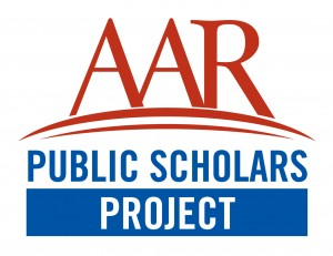 Why Us? Why Now? | Public Scholars Project @ Webinar